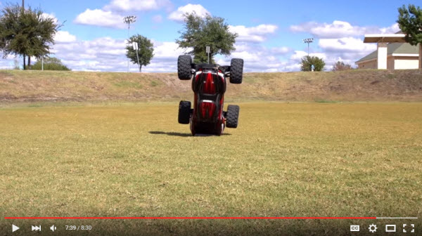 Traxxas X-Maxx self righting 2