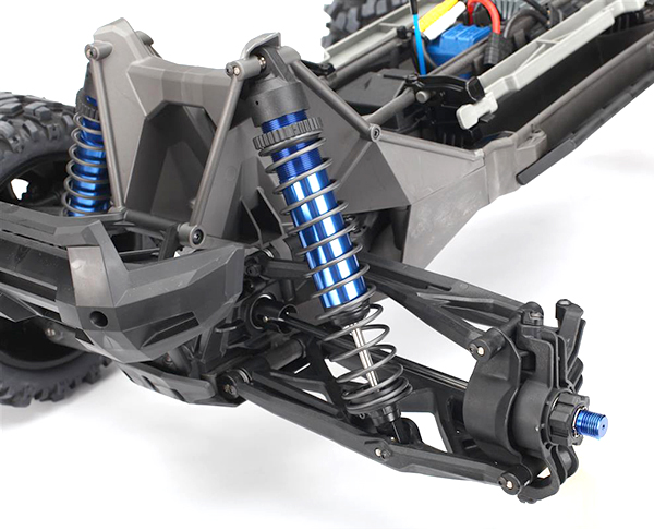 Traxxas X-Maxx suspension