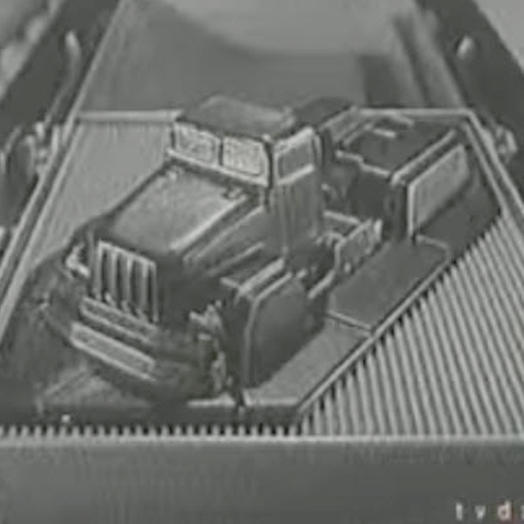 Mattell's Vac-U-Form Was the 3D Printer of the 1960s