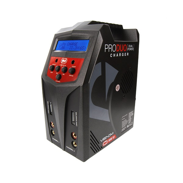 Venom Pro Duo 80W LiPo & NiMH Battery Charger (1)