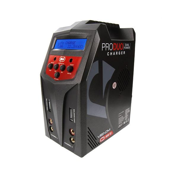 Venom Pro Duo 80W LiPo & NiMH Battery Charger (1)