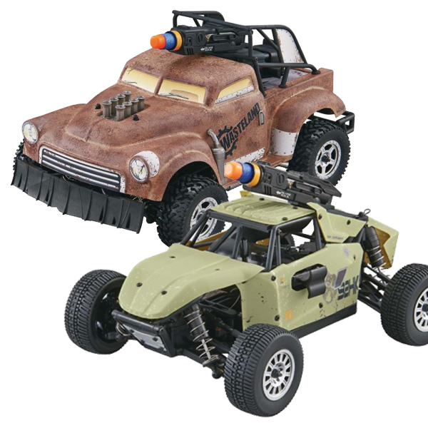 Dromida Wasteland Truck and Buggy Available Soon