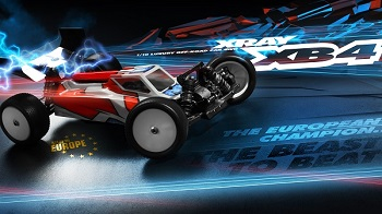 XRAY 2016 XB4 1/10 4wd Off-Road Buggy
