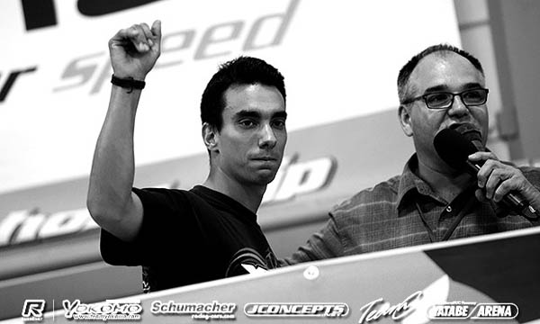 Coelho takes the 4WD IFMAR Title after another win in A2.
