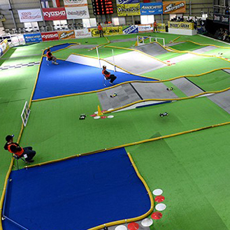 2015 IFMAR EP Off-Road Worlds: A Look At the 4WD Buggy Track Layout [VIDEO]