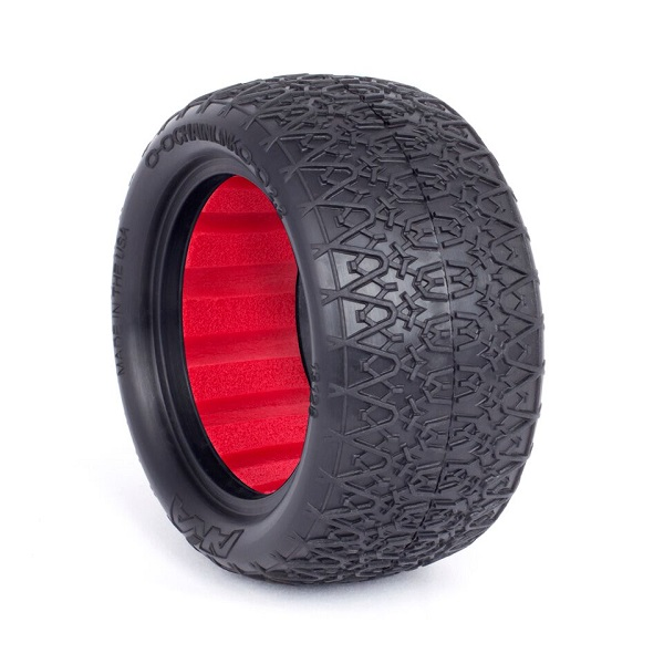 AKA Chain Link 2.2 1_10 Rear Buggy Tires (1)