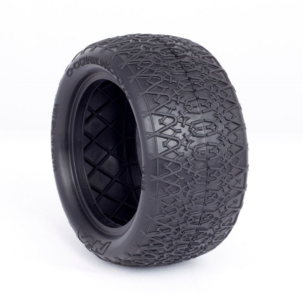 AKA Chain Link 2.2 1_10 Rear Buggy Tires (2)