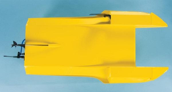 AquaCraft RTR UL-1 Superior Comp FE Hydroplane  (15)