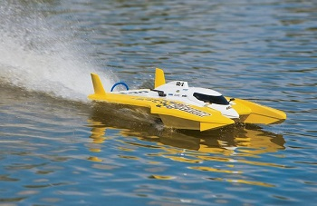 AquaCraft RTR UL-1 Superior Brushless