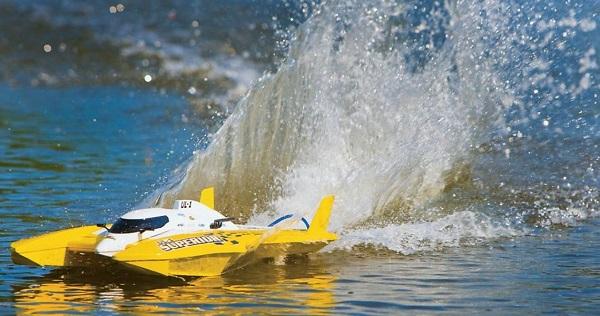 AquaCraft RTR UL-1 Superior Comp FE Hydroplane  (17)