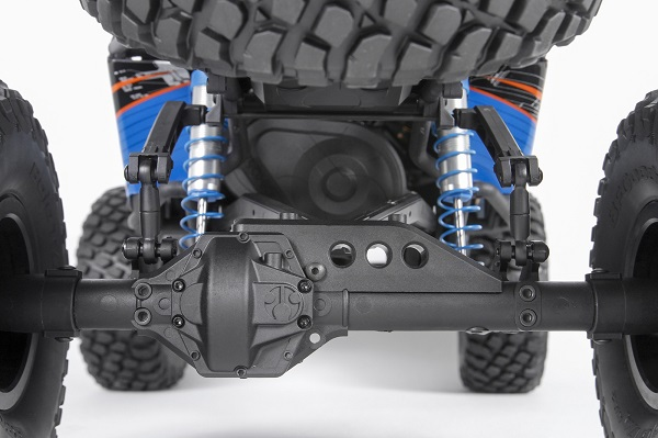 Axial 35T Brushed Motor And RR10 Rear Sway Bar Set (3)