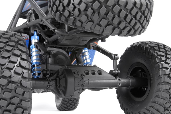 Axial 35T Brushed Motor And RR10 Rear Sway Bar Set (4)