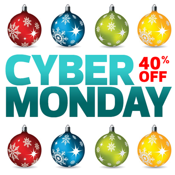CYBER MONDAY! Save 40% Now at the Air Age Store!