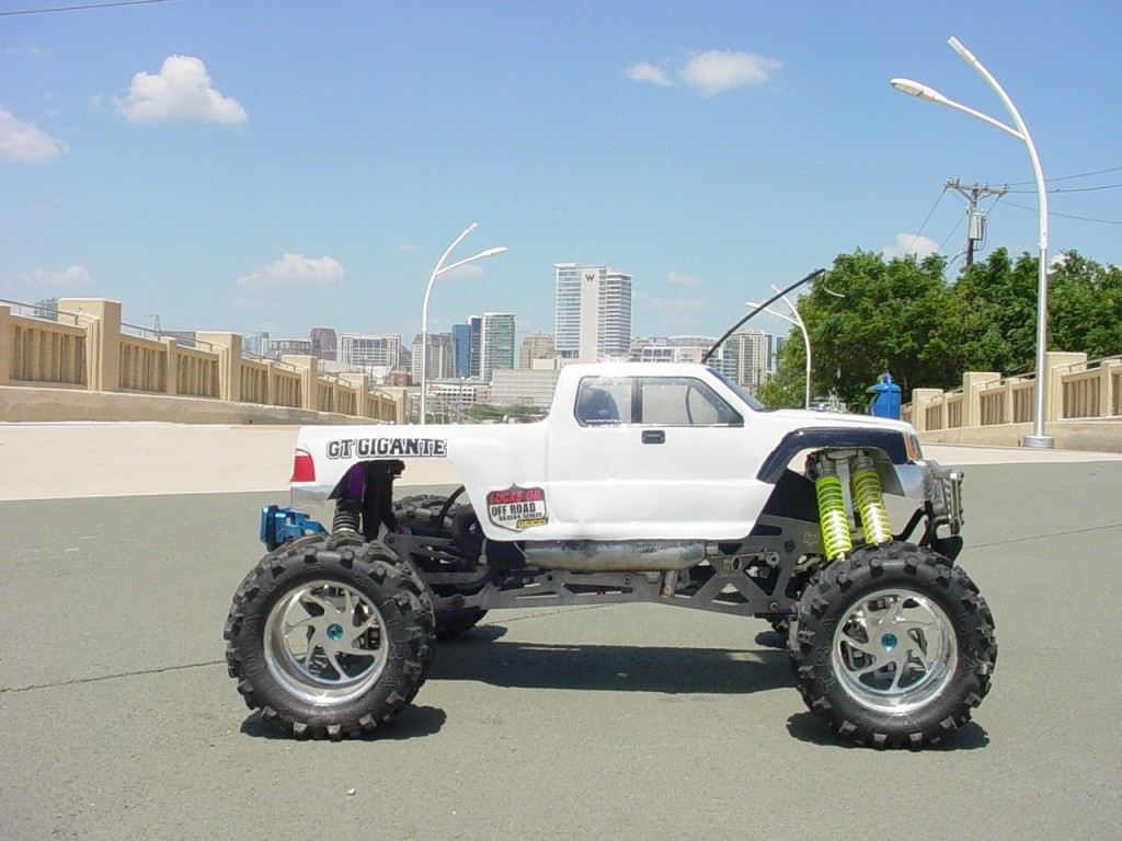 HPI Savage XL, offroad, Integy