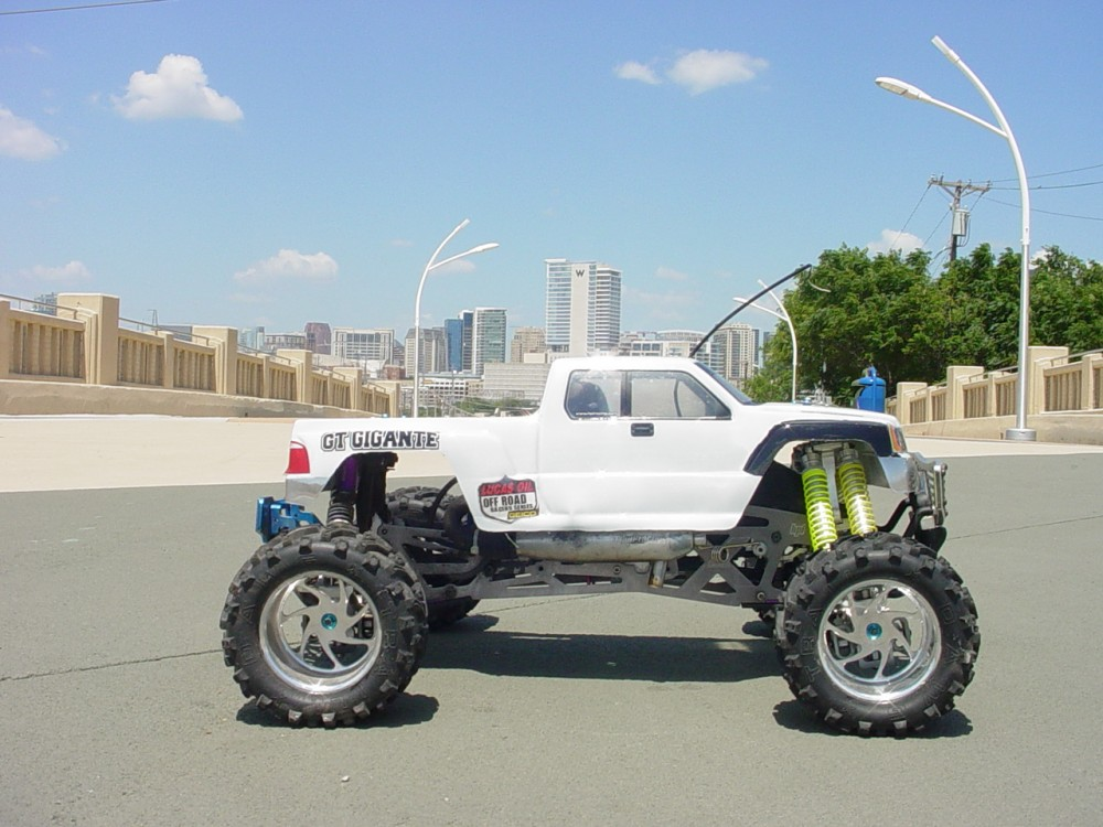 Hpi Savage Xl 5 9 By Ulysses Prioleau Reader S Ride Rc Car Action