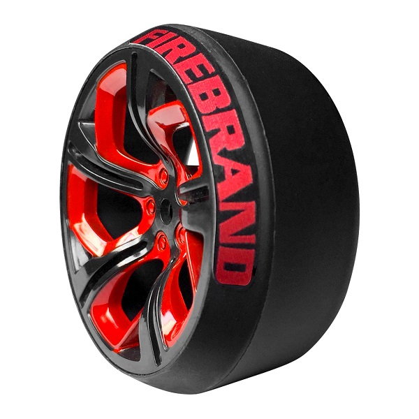 FireBrand RC HYDRA-XDR Drift Wheel And Tire Set (1)