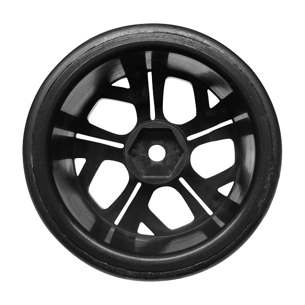 FireBrand RC HYDRA-XDR Drift Wheel And Tire Set (4)