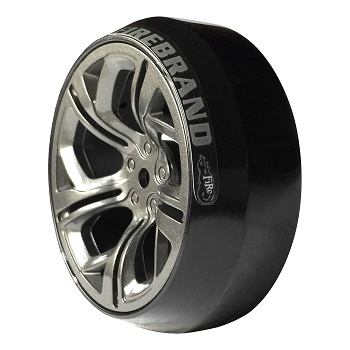FireBrand RC Hydra-XD On-Road Drift Wheels And Blade Beveled Drift Tires