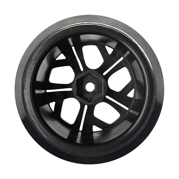 FireBrand RC Hydra-XD On-Road Drift Wheels And Blade Beveled Drift Tires (4)