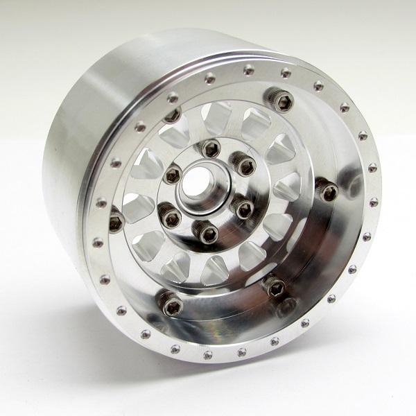 Gear Head RC 2.2 EZ-Loc Beadlock Wheel (2)