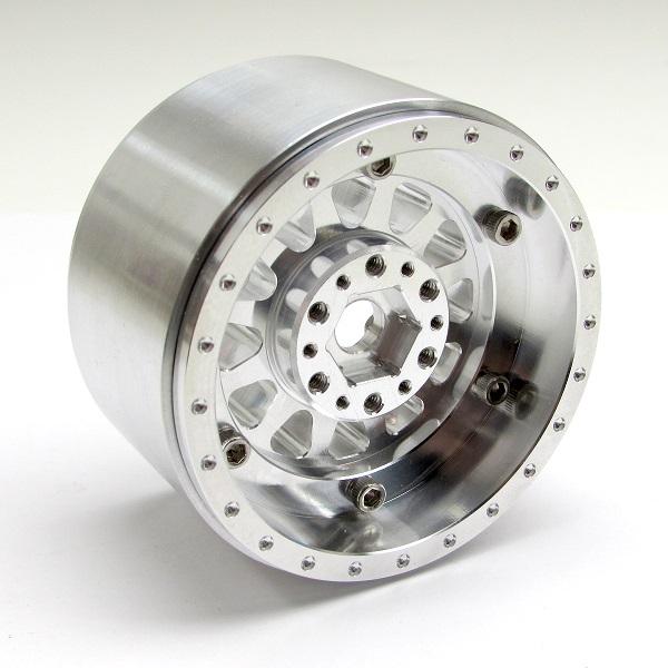 Gear Head RC 2.2 EZ-Loc Beadlock Wheel (3)