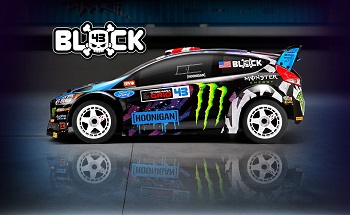 HPI Introduces Ken Block Ford Fiesta RX43 Micro RS4