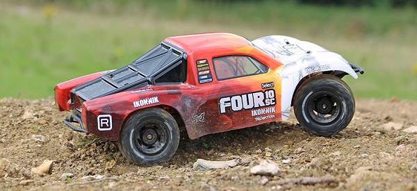 Helion RTR FOUR 10SC 1_10 4WD Short Course Truck (14)