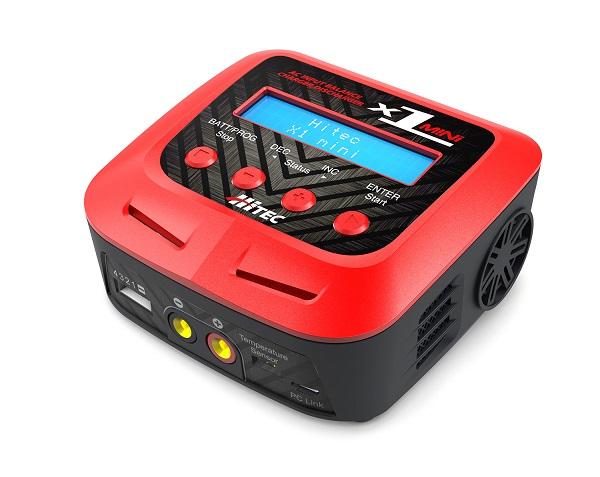 Hitec X1 Mini AC Input Balance Charger_Discharger