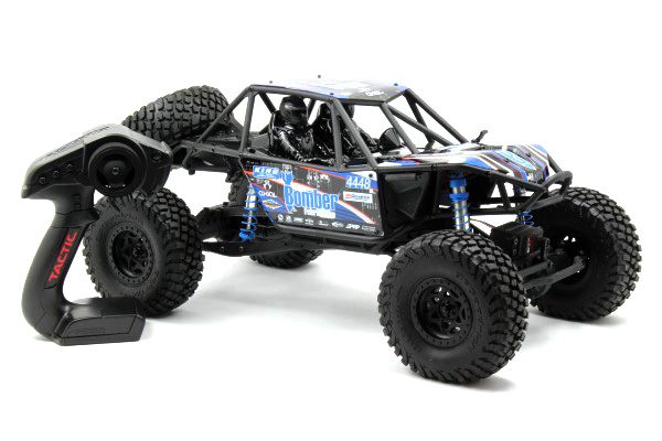 Axial RR10 Bomber Unboxing