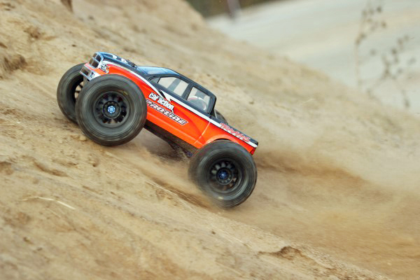 Traxxas E-Maxx Brushless