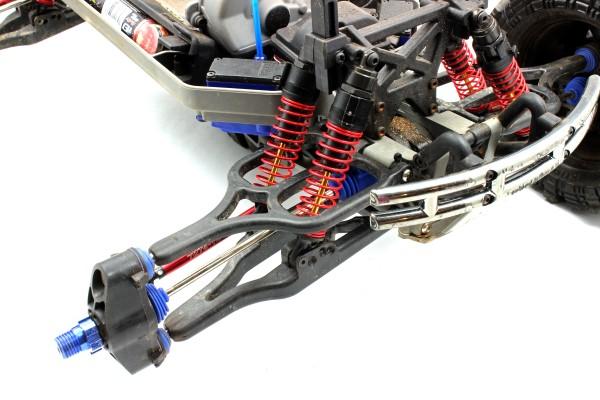 Traxxas E-Maxx Brushless Suspension