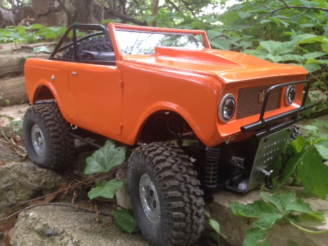 Traxxas/Axial Hybrid Scout 80 by Scott Lempert [Reader's Ride]