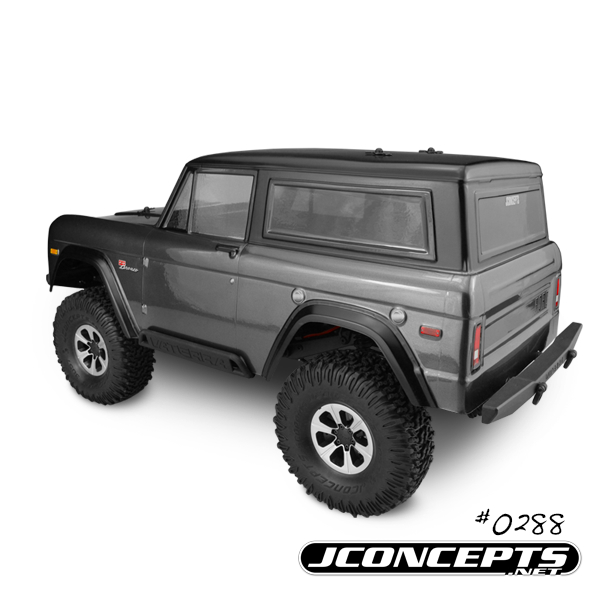 JConcepts 1974 Ford Bronco Body For Trail And Scale Vehicles (3)