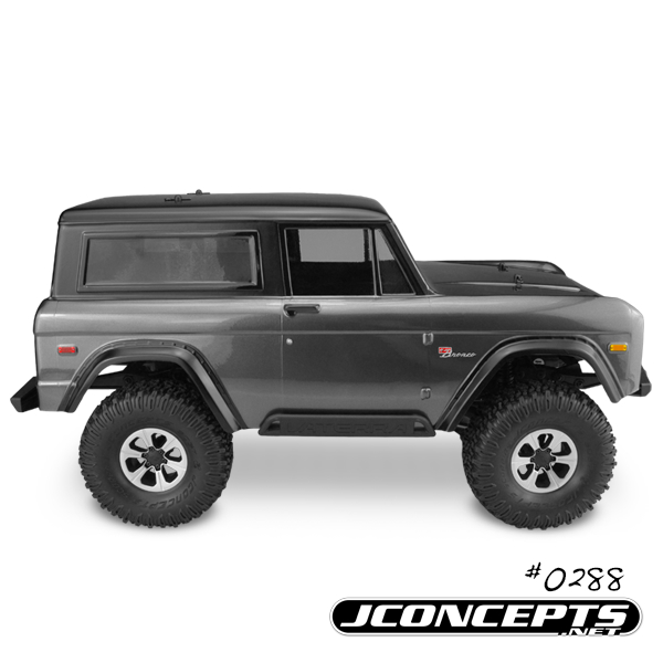 JConcepts 1974 Ford Bronco Body For Trail And Scale Vehicles (5)