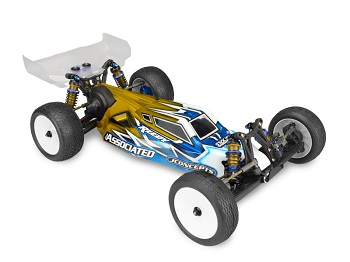JConcepts S2 B5M Body With 6.5″ Finnisher Rear Wing