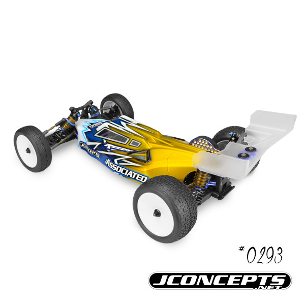 JConcepts S2 B5M Body With 6.5 Finnisher Rear Wing (3)