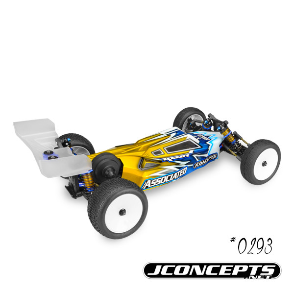 JConcepts S2 B5M Body With 6.5 Finnisher Rear Wing (4)