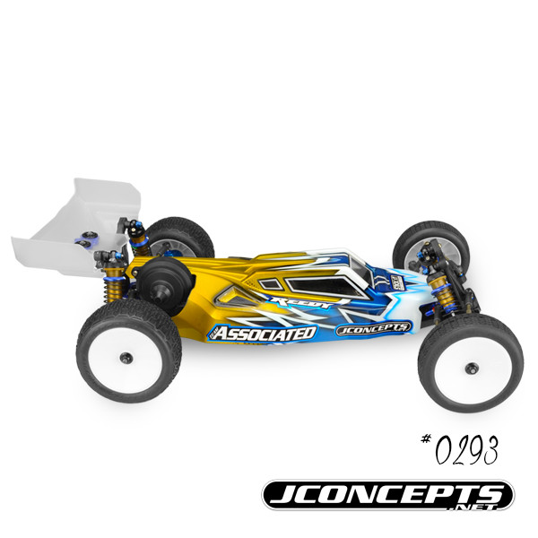 JConcepts S2 B5M Body With 6.5 Finnisher Rear Wing (5)