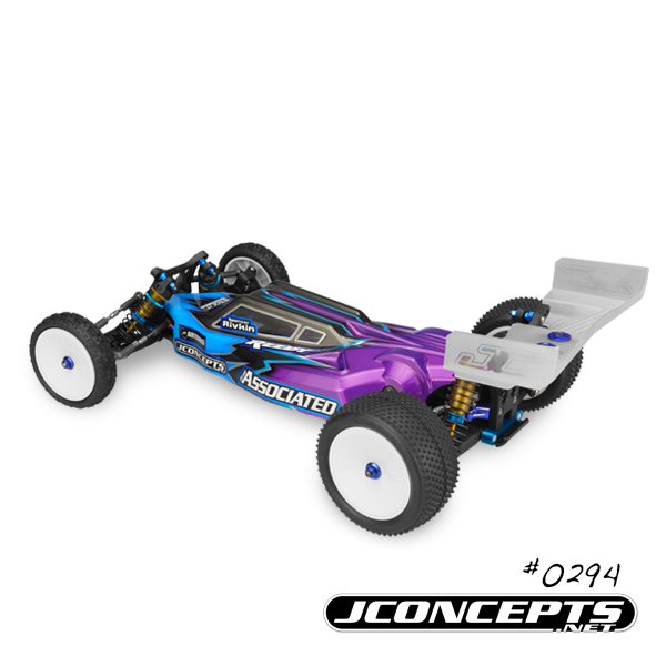 JConcepts S2 Body For The Lay-Down Transmission B5M (2)