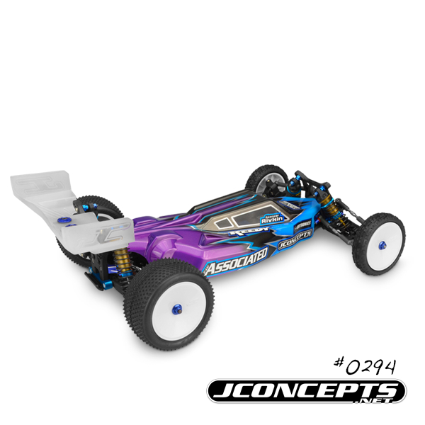 JConcepts S2 Body For The Lay-Down Transmission B5M (3)