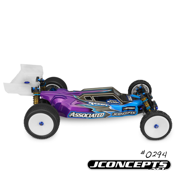JConcepts S2 Body For The Lay-Down Transmission B5M (4)