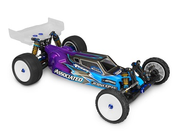 JConcepts S2 Body For The Lay-Down Transmission B5M [VIDEO]