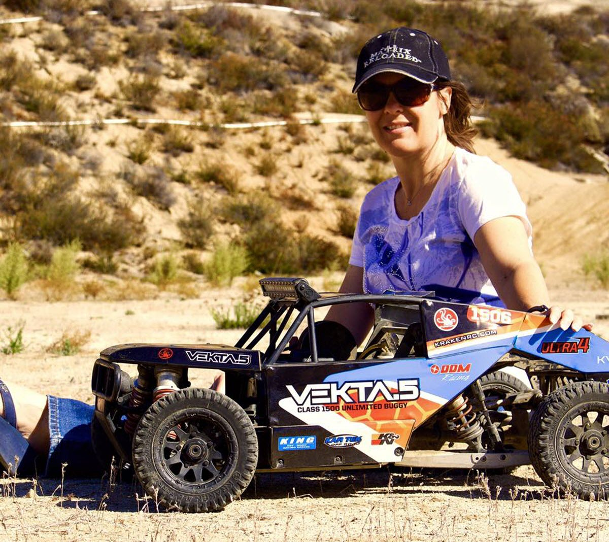 Wish There Was a Solid-Axle 1/5 Scale Desert Buggy? Here It Is [VIDEO]
