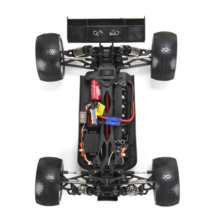 Losi RTR Ryan Maifield And Dakotah Phend Edition Mini 8IGHT-T Truggies (9)