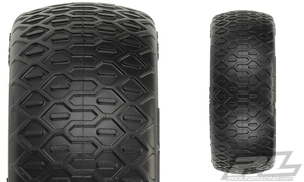Pro-Line Micron 2.2 2WD And 4WD Front Buggy Tires (3)