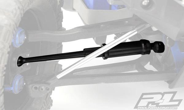 Pro-Spline Front Or Rear HD Axles For The Traxxas E-REVO & Summit (2)