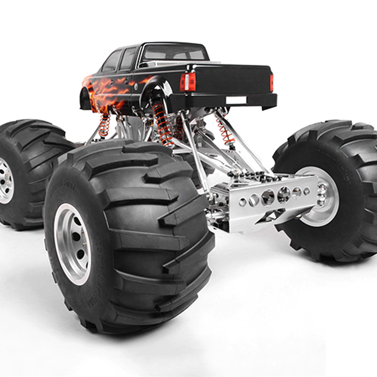 RC4WD's Killer Crawler is Super-Sized and Mucho Metal