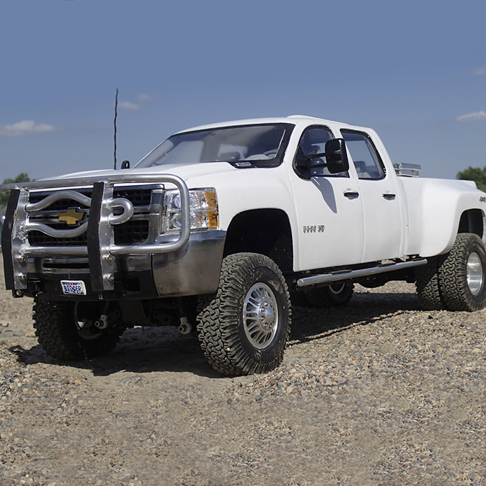 Chevy 3500 Dually Toy Conversion by Karl Sandvik [Reader's Ride]