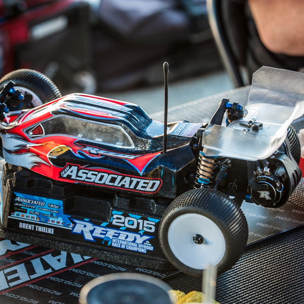 The Pros Stick with Modern Equipment at the Reedy Outdoor Off-Road Race of Champions