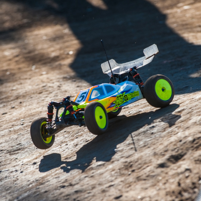 The Dust Settles as Qualifying Wraps Up at the 2015 Reedy Outdoor Off-Road Race of Champions